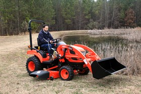 Subcompact Tractor