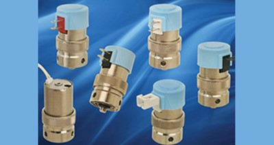 Analytical Series Electronic Valves