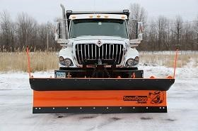 Municipal Snow Plow