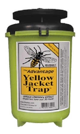 Advantage Yellow Jacket Trap - for Southern, Eastern, Common, German & European Yellow Jackets