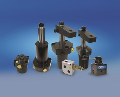 Kurt Hydraulic Clamping Systems, Hydraulic Pumps