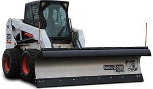 SnowDogg SKTE Series plows