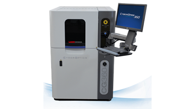 CyberGage360 3D scanning inspection system