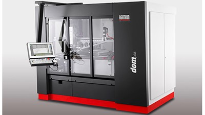 Dom Plus 4-axis grinding center