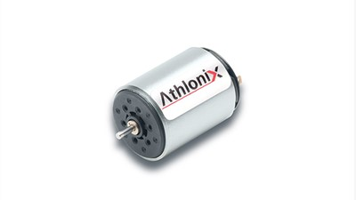 Athlonix DCT high torque range of motors