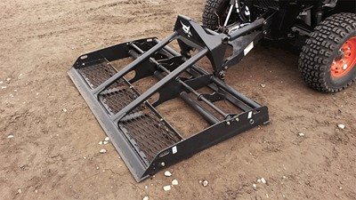 62-inch landplane attachment