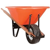 Leonard Poly Tray Wheelbarrow