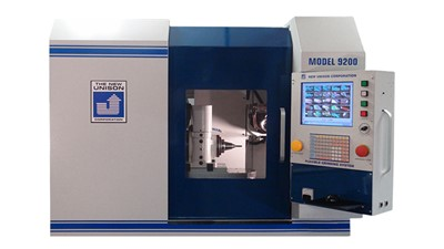 Model 9000 series 8-axis CNC tool and cutter grinders