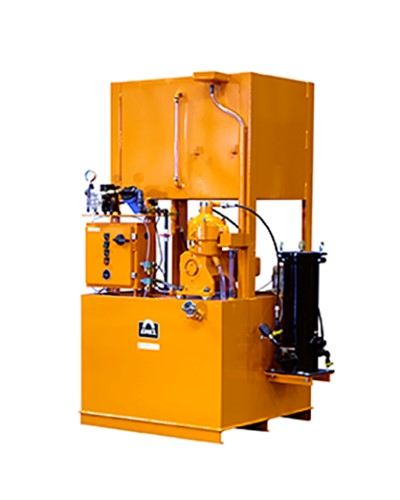 Coolant Recycling System