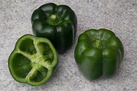 Overgreen peppers
