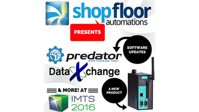 Shop floor software & hardware