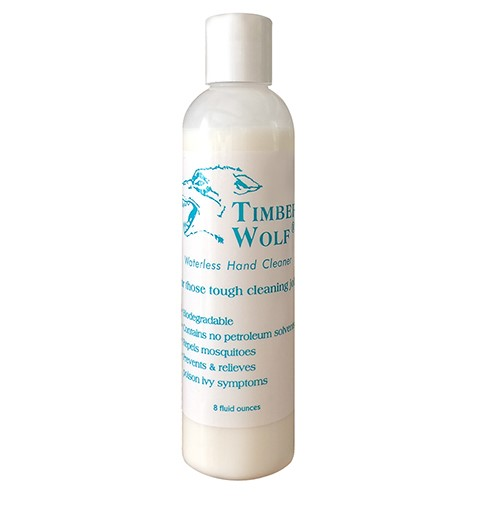 Timber Wolf Waterless Hand Cleaner