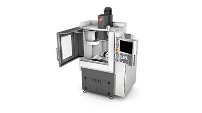 Haas CM-1 compact mill for micromachining
