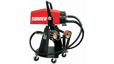 Rotomax flexible shaft grinder