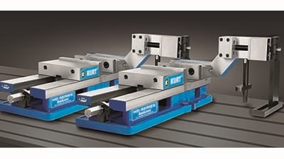 Vertical-clamping vise additions