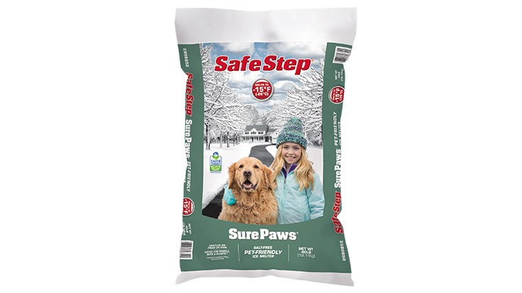 Safe Step Sure Paws Ice Melter