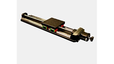 Linear guide stages