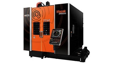 Additive manufacturing vertical machining center