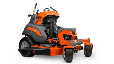 Image result for husqvarna stand on mower