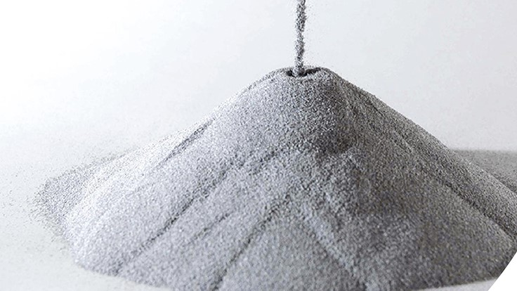 Upgraded additive manufacturing metal powder capabilities
