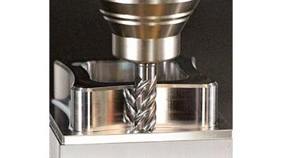 Cut & Form solid-carbine finishing end mills
