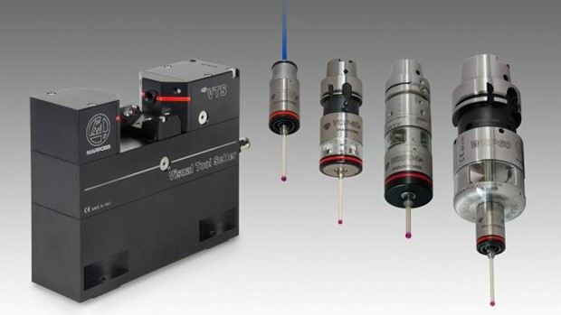 High precision piezo probing line at WESTEC
