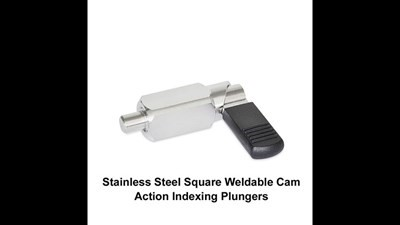 Indexable plungers