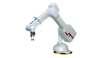 High-speed, 5-axis robot arm