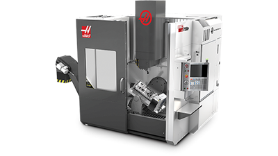 5-axis 40-taper vertical machining center