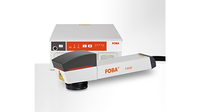 High laser power for robust part marking
