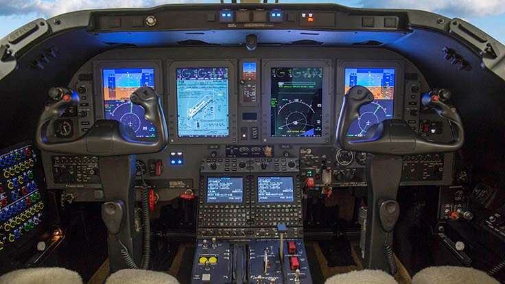Rockwell Collins, Nextant Aerospace, Constant Aviation ...