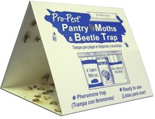 Pro-Pest Pantry Moth & Beetle Traps Now Bilingual