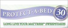 Protect-A-Bed Long Live Your Mattress Sweepstakes