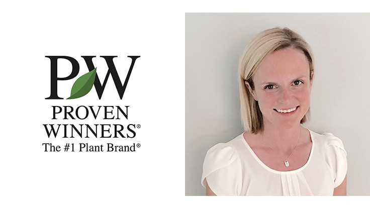 Meghan Owens joins Proven Winners as retail account manager