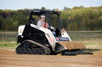 Updated PT-30 Compact Track Loader