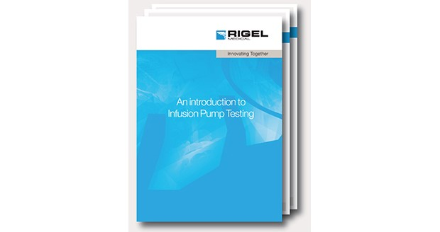 Infusion pump testing free booklet