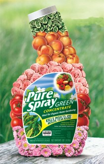 Pure Spray Green mineral oil