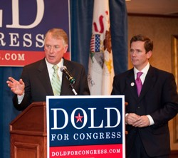 Former Vice President Dan Quayle Endorses Dold for U.S. Congress