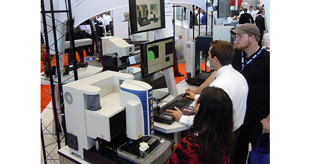 Metrology Insights educational sessions at IMTS 2014