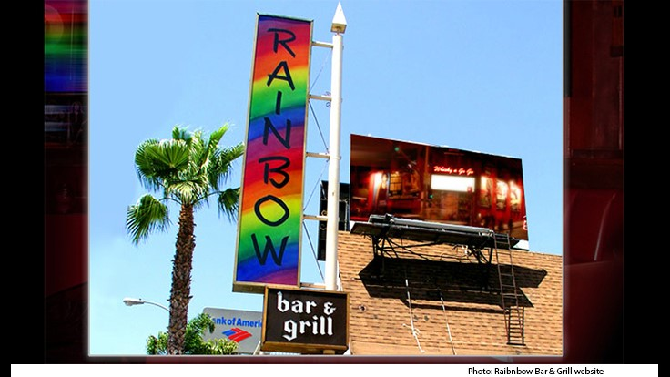 Historic Rainbow Bar & Grill Reopens After it was Temporarily Shuttered by Cockroaches