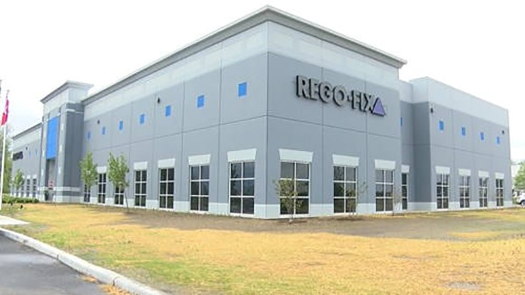Rego-Fix's new N. American HQ opens