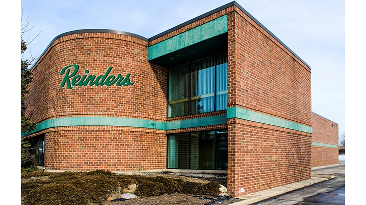 Reinders moves Chicago area location