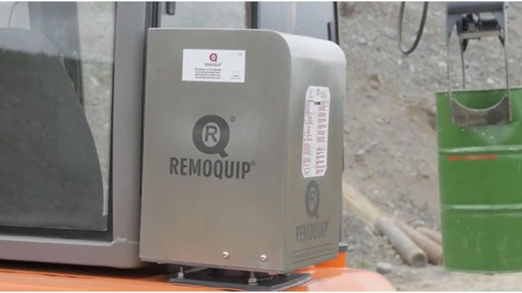 Remoquip module allows equipment to operate remotely