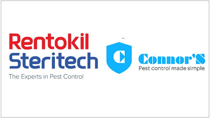 Rentokil Steritch Acquires Connor's Termite and Pest Control