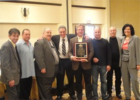 Rick Allen Recognized by LIPCA