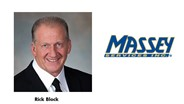 Massey Services' Rick Block Promoted