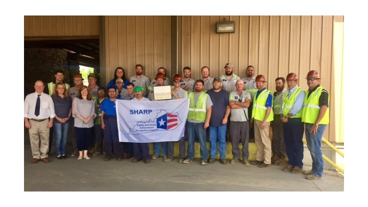 DJJ subsidiary earns safety recognition