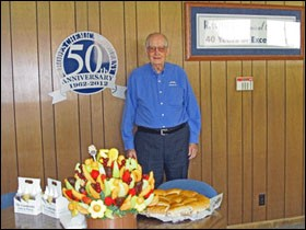 Rhodes Chemical Company Celebrates 50 Years