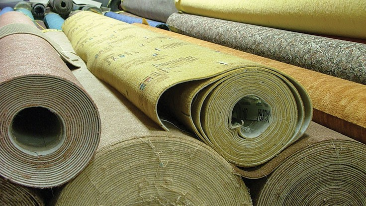 Texas recycling company diverts more than 500,000 pounds of carpet