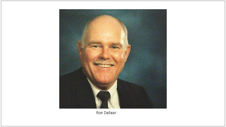 Truly Nolen's DeSear Celebrates 40 Years; Transitions to Company Consultant